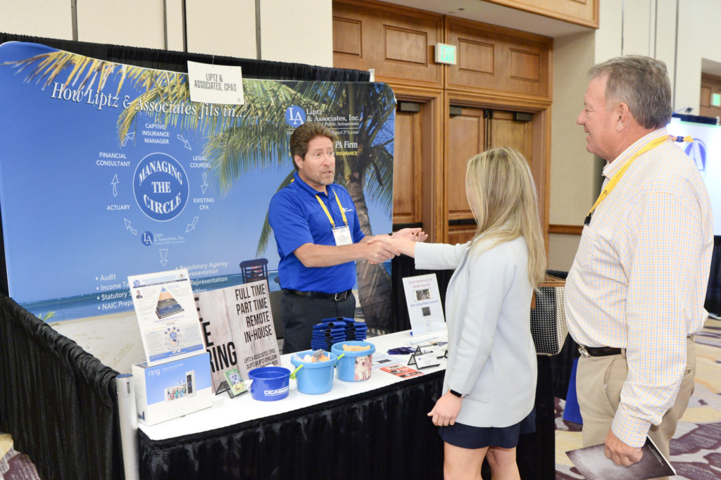CICA 2019 International Conference Exhibit Hall