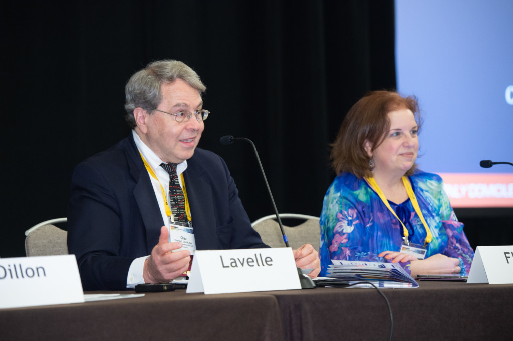 Charles Chaz Lavelle Speaking at the CICA 2019 Conference