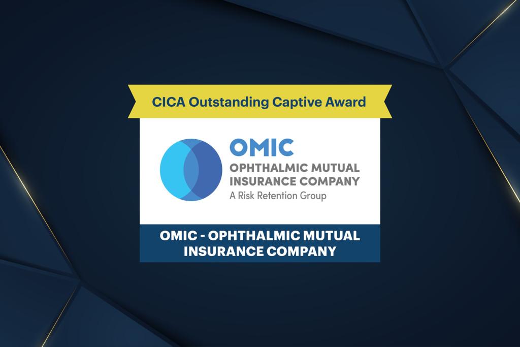 OMIC Wins 2020 CICA Outstanding Captive Award