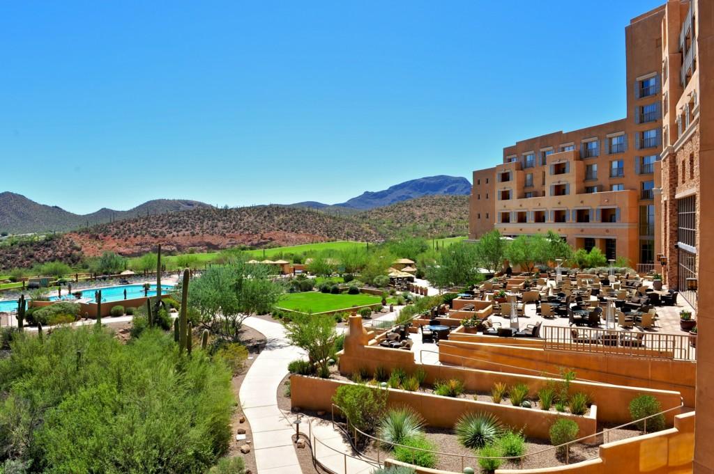 J.W. Marriott Tucson Starr Pass Resort & Spa