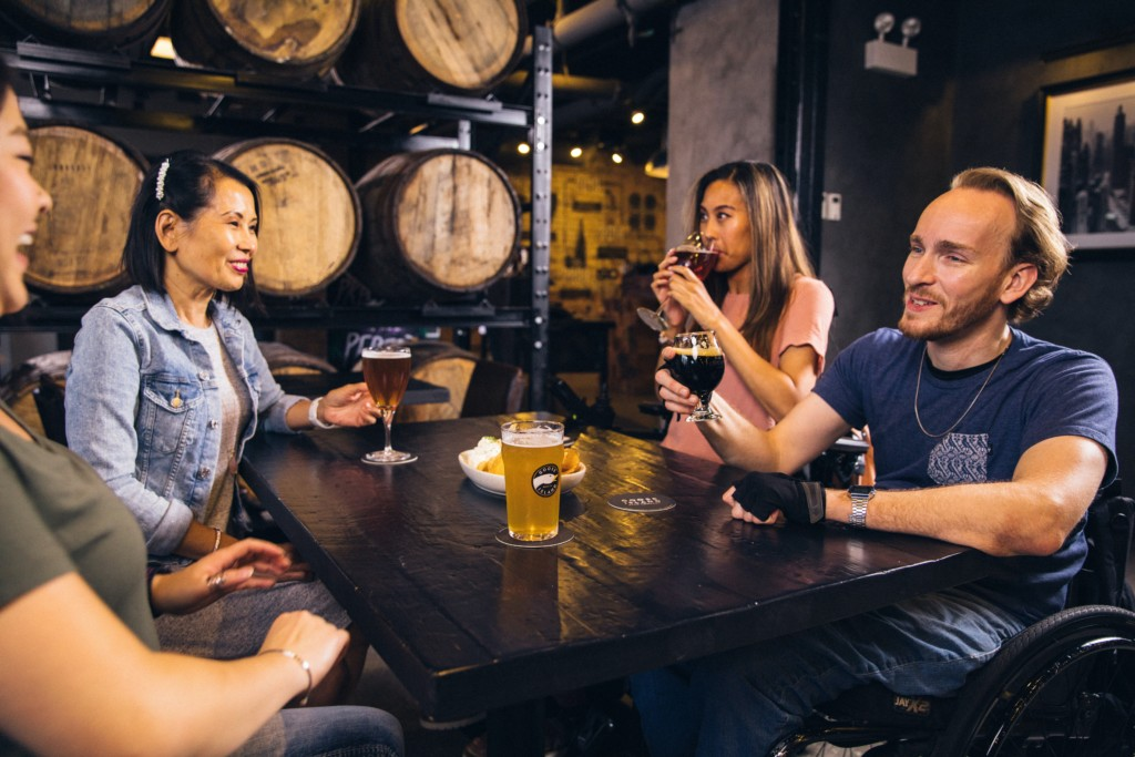 Craft Brewery Tour Group