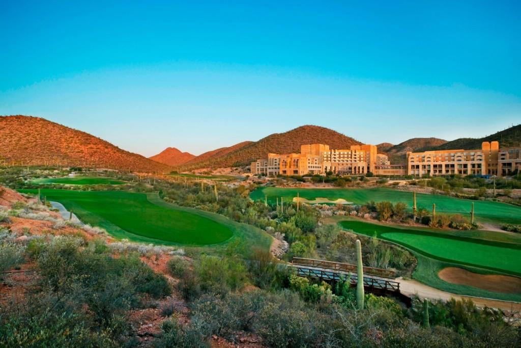 JW Marriott Tucson Starr Pass Resort & Spa Golf View