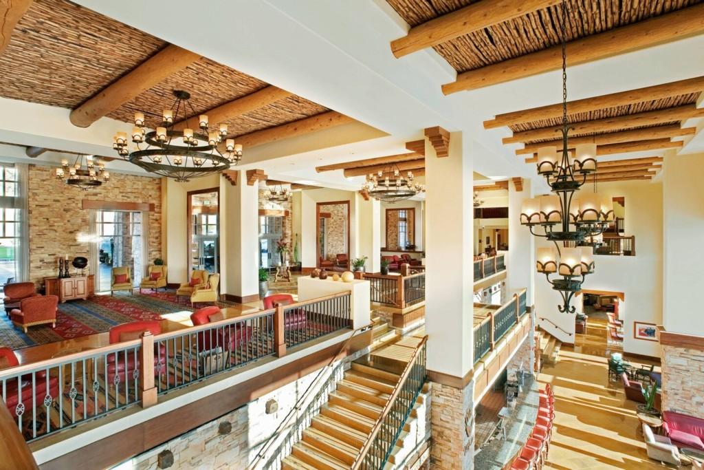 JW Marriott Tucson Starr Pass Resort & Spa Lobby